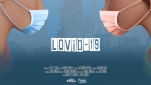 Lovid 19 Locandina corto animazione 3D